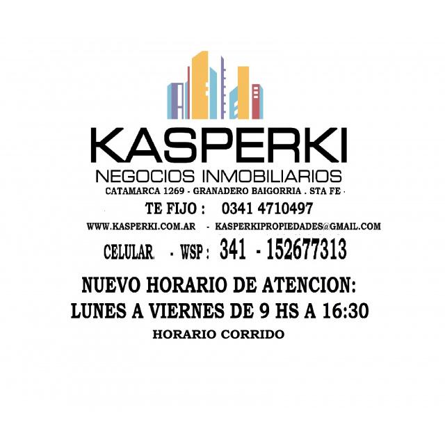 Kasperki Negocios Inmobiliarios-